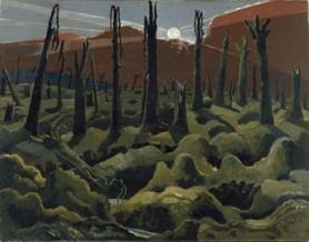 Paul Nash WW1