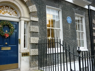 No. 41 Bedford Square
