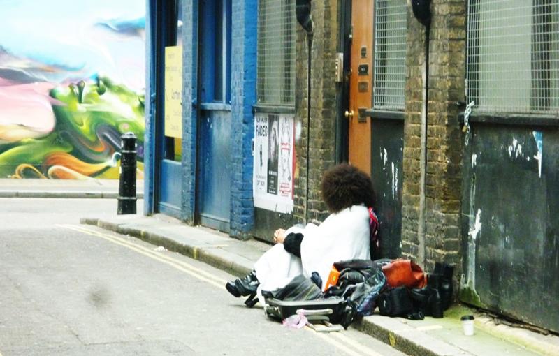 Day 21 – Soho – Cambridge Circus – Shaftesbury Avenue – WardourStreet