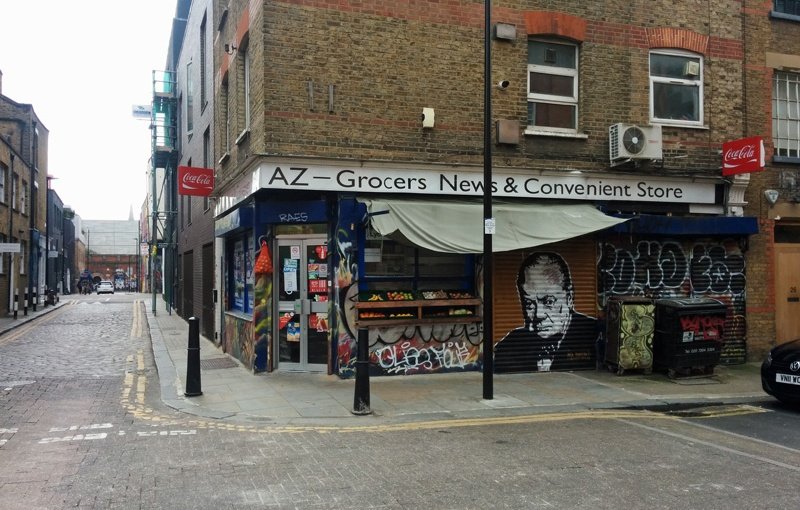 Day 25 -Shoreditch High Street – ArnoldCircus