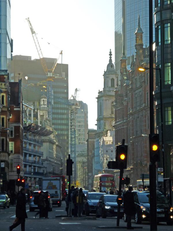 Day 34 – Bishopsgate – Middlesex Street – FinsburyCircus