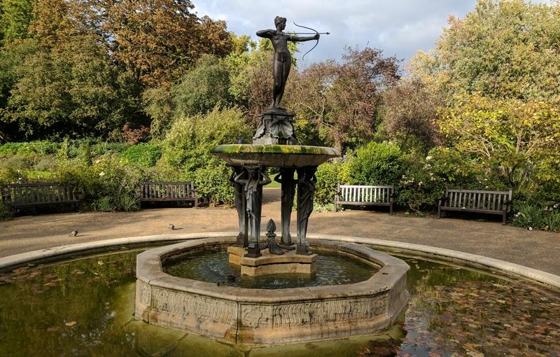 Day 46 – Hyde Park – Knightsbridge – BelgraveSquare