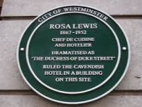 Duchess plaque