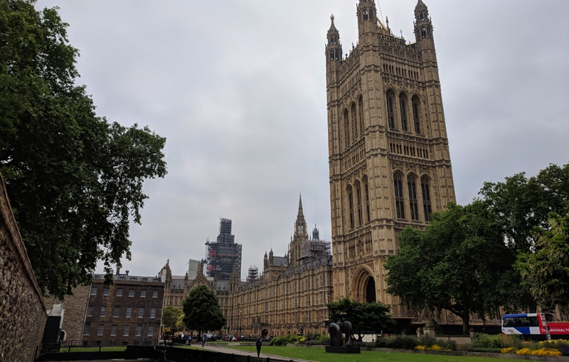 Day 52 – Houses of Parliament – Westminster Abbey – ParliamentSquare