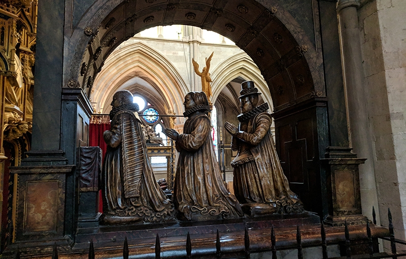 Day 58 – Southwark Cathedral – Borough Market – Guy's Hospital